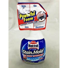 Buy Combo Pack Magiclean Stain And Mold Remover Trigger 400 Ml Refill Singapore