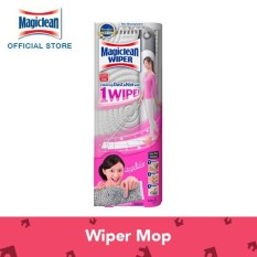 Magiclean Wiper Mop 1 Set By Kao.