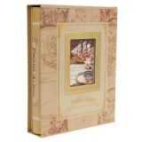 Compare Prices For Magideal Restore Ancient Style Diy Photo Album 200 Pockets 5 X 7 Photos Sailing Boat Intl