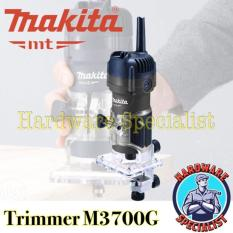 Review Makita M3700G Mt Series Laminate Trimmer On Singapore