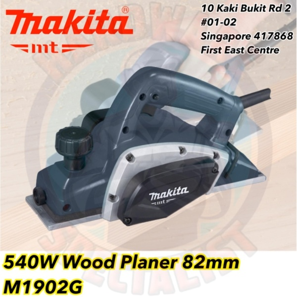 Makita MT Series M1902G 82mm Wood Planer