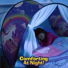 Marionshop Hot Kids Pop Up Bed Tent Playhouse - intl