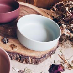 Matte Korean 5 Bowl Dish Shopping