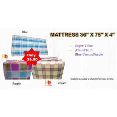 For Sale Mattress 36 X 75 X 4 Snd102