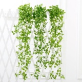 May Zz 2 4M Artificial Ivy Leaf Garland Plants Vine Fake Foliage Flowershome Decor Intl Free Shipping