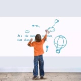Who Sells The Cheapest May Zz Large Size Whiteboard Marker Wall Paper Decal Stickerremovable60X200Cm Thick And Solid Texture Kids Children Creativitymenuboard Office Notice Board Restaurant Business Use Intl Online