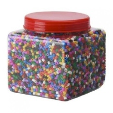 May_zz Pyssla Beads, Assorted Colors - intl