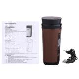 Buy Mc Usb Coffee Cup Rechargeable Powered Coffee Mug Warmer Automatic Stirring Brown Intl On China