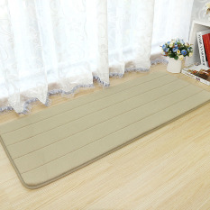 Price Non Slip Water Absorbing Rectangular Memory Foam Mat Oem China