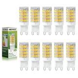 Mengs® 10Pcs G9 5W Led Corn Light 51X 2835 Smd Leds Led Bulb Lamp In Warm White Energy Saving Lamp For Sale Online