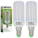 Mengs® 2Pcs E14 12W Led Corn Light 102X 2835 Smd Led Lamp Bulb In Warm White Energy Saving Light On Line