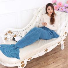 Mermaid Tail Blanket Best Birthday Christmas Gift In Stock