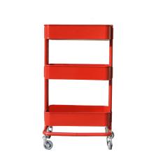 Wholesale Metal With Handle Storage Car Shelf
