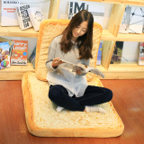 Buying Microblogging Simulation Bread Cushion Sliced Toast Pillow Cushion