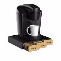 Price Mind Reader Anchor Triple Drawer Single Serve Coffee Pod Holder Wood Veneer Mind Reader Online