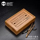 Ming Cegar Water Large Trumpet Tea Bamboo Tea Tray Online