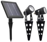 Review Mini 50X Twin Solar Spotlight Set On Singapore