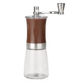 New Mini Portable Manual Hand Crank Coffee Bean Spice Hand Grinder Mill Kitchen Tool