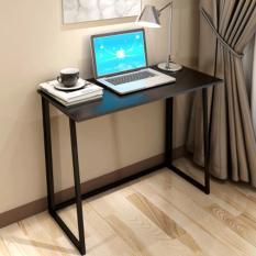 Jiji Minimalist Full Utility Foldable Table 80 X 45 X 74 Cm - Study Table / Office Table/ Desktop Table/ Computer Table/ Laptop Table/desk/study Desk /home Table By Jiji.