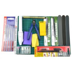 Best Buy Modeler Basic Tools Craft Set Kit For Gundam Car Model Building Intl