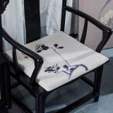 How To Get Modern Chinese Ink Tea Chair Cushion