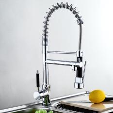 Sinks And Taps Kitchen Buy kitchen fixtures kitchen tapware lazada modern chrome pull out spray swivel mixer kitchen bathroom basin sink tap faucet workwithnaturefo