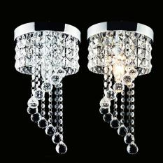 Modern Crystal Led Ceiling Lights Pendant Lamp Aisle Lights Chandeliers Fixtures Intl Compare Prices