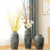 Modern European Living Room Hotel Villa Large Vase Floor Vase Reviews