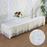 Modern Fabric Tablecloth Lace Cloth Cover Coffee Table Tv Cabinet Shop