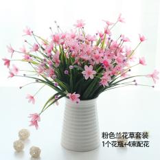 Modern Garden White Living Room Round Flower Holder Ceramic Vase For Sale Online