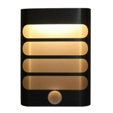 Buy Modern Night Light Motion Sensor Activated Led Wall Light Usb Rechargeable Wall Lamp Sconce Lighting For Kids Bedroom Bathroom Aisle Stairs Intl Oem Online