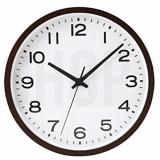 Modern Wall Clock Silent Design Minimalistic Simple Shopping