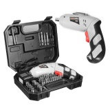 Buy Moob Non Slip Electric Drill Bits Screwdriver Cordless Rechargeable Kit Set Intl Online