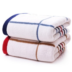 Best Mooxury Bath Towel 140 X 70 Cm Fast Drying Cotton 100 2 Pieces Set Intl