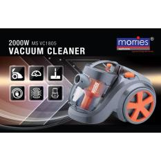Compare Prices For Morries 2000W Vacuum Cleaner Ms Vc1805