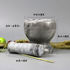 Sale Mortar Garlic Mortar Home Daosuan Is Garlic Is Manual Broken Garlic Is Hit The Garlic Is Daosuan Tank Stone Garlic Is Special Online On China