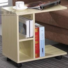 JIJI (Free Installation) Movable Portable Sofa Coffee Table 50 x 30 x 50 Cm (Coffee Table)  Living Room Storage Coffee Table/ Furniture/ Free 12 Months Local Warranty (SG)