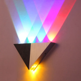 Cheap Multi Color 5W Wall Sconce Light Up Down Indoor Wall Lamp Lighting