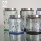 Discount Multi Color Lead Free Glass Large Storage Tank China
