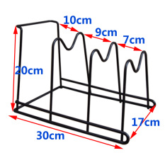 Buy Multi Functional Pot Storage Rack Pot Rack Oem Cheap