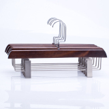 Who Sells Multi Function Retro Wood With Clip Pants Rack Pants Folder Home Wooden Hanging Pants Hanger Retractable Underwear Dress Clip The Cheapest