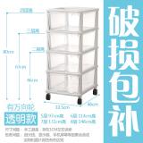 Promo Multi Layer Kitchen Five Bucket Cabinet Drawer Storage Cabinets