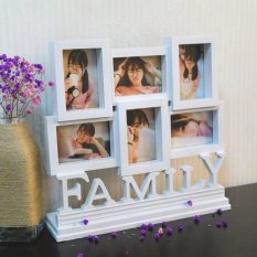 Buy Multi Photoframe Family Love Photo Frames Art Picture Wall Hanging Album Diy New Intl Cheap On China