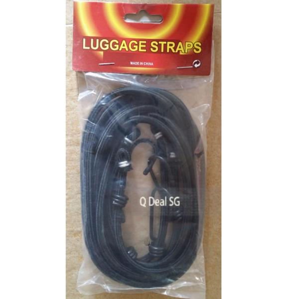 Multi-Purpose Luggage Straps Value Pack Of 2 (1.45m each)