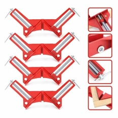 Multifunction Red 75Mm Mitre Corner Clamps Picture Frame Holder Woodworking Tool Intl Price Comparison