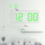 Multifunctional Large Led Digital Wall Clock 12H 24H Time Display With Alarm And Snooze Function Adjustable Luminance Intl Not Specified Discount