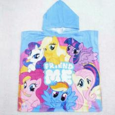 Price Comparisons Of My Little Pony Hooded Towel Kid S Beach Towel
