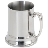Latest Mylifeunit Double Walled Engraved Beer Mug Stainless Steel Tankard Beer Stein 16 Oz 1 Pint Intl