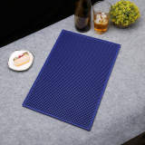 Wholesale Name Is Black Non Slip Filter Water Buckle Cup Bar Mat