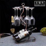 Wholesale Home Stainless Steel Tall Cup Rack Wine Cup Holder